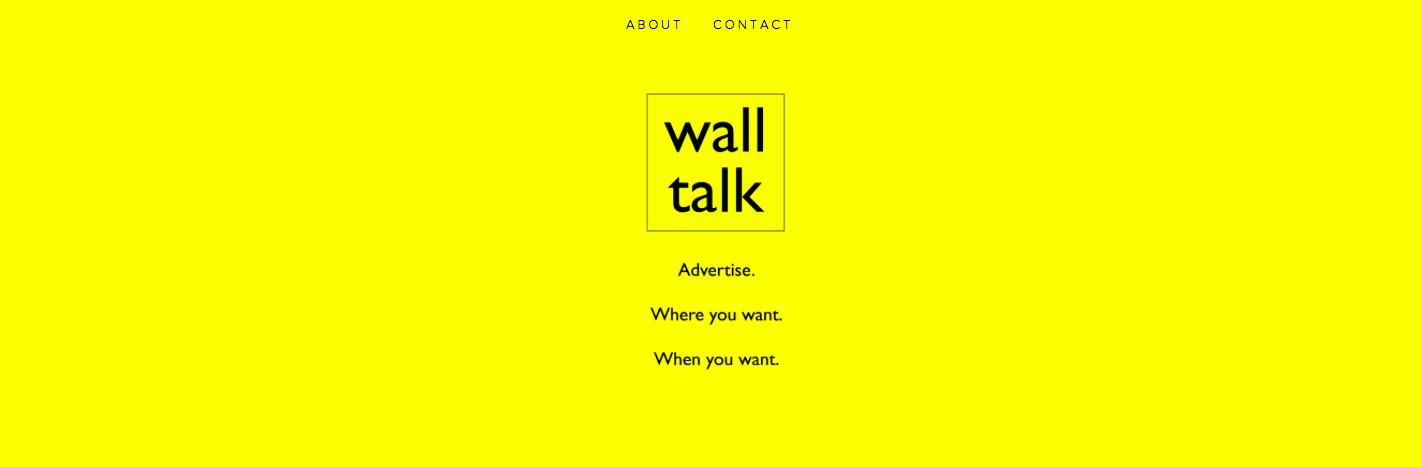 walltalk